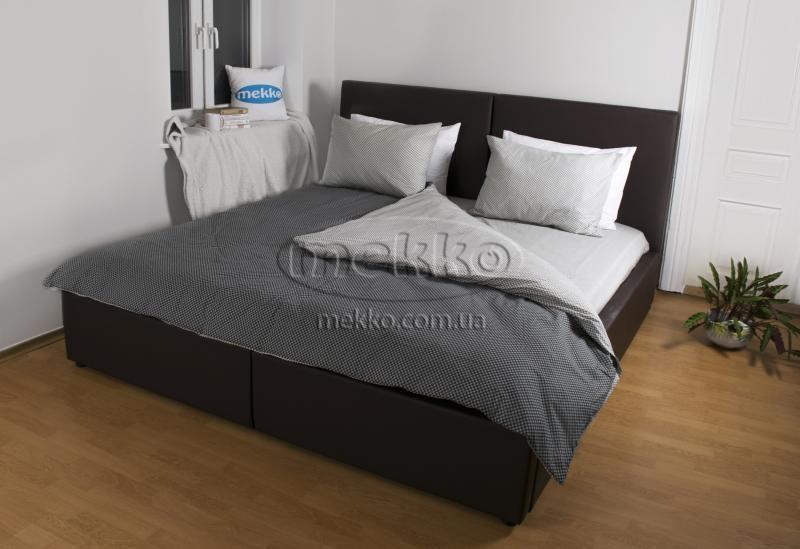 М'яке ліжко Enzo (Ензо) фабрика Мекко  Броди-9
