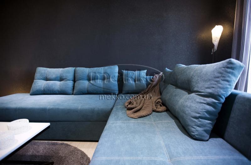 Кутовий диван з поворотним механізмом (Mercury) Меркурій ф-ка Мекко (Ортопедичний) - 3000*2150мм  Броди-5