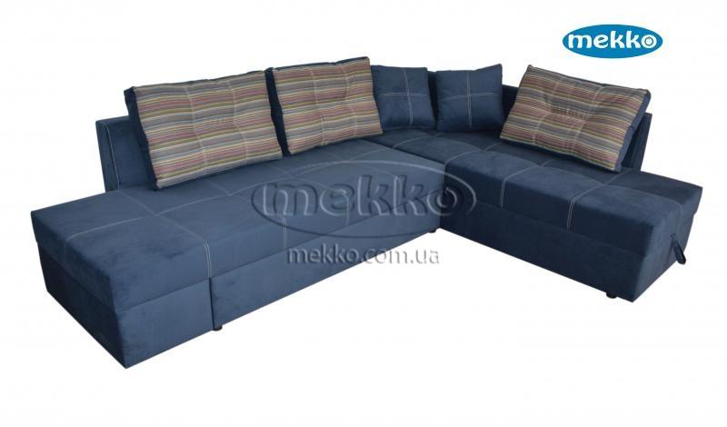 Кутовий диван з поворотним механізмом (Mercury) Меркурій ф-ка Мекко (Ортопедичний) - 3000*2150мм  Броди-13