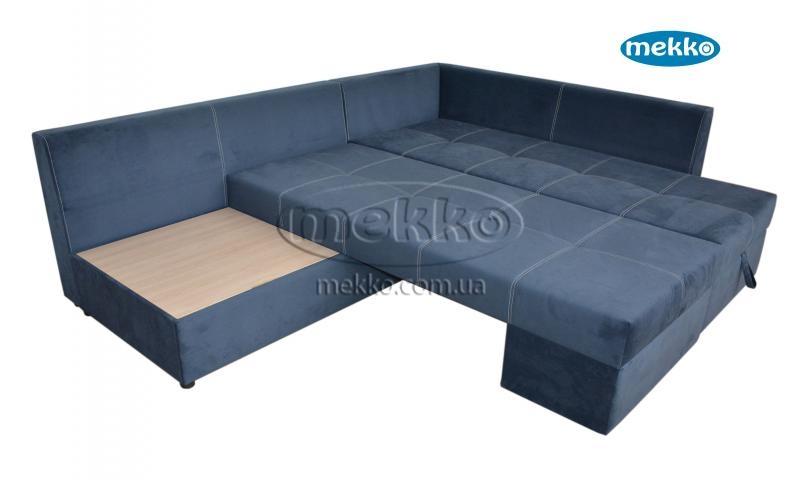 Кутовий диван з поворотним механізмом (Mercury) Меркурій ф-ка Мекко (Ортопедичний) - 3000*2150мм  Броди-16