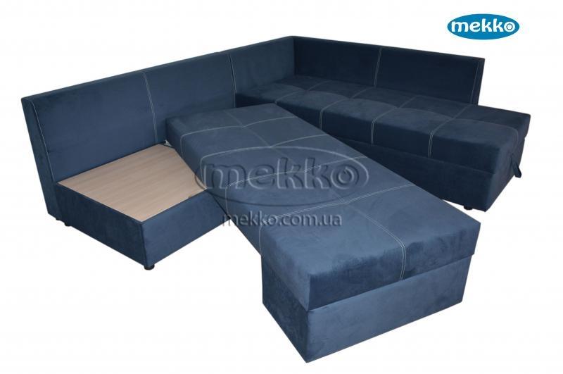 Кутовий диван з поворотним механізмом (Mercury) Меркурій ф-ка Мекко (Ортопедичний) - 3000*2150мм  Броди-15