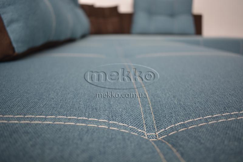 Кутовий диван з поворотним механізмом (Mercury) Меркурій ф-ка Мекко (Ортопедичний) - 3000*2150мм  Броди-9