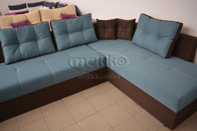Кутовий диван з поворотним механізмом (Mercury) Меркурій ф-ка Мекко (Ортопедичний) - 3000*2150мм  Броди-8